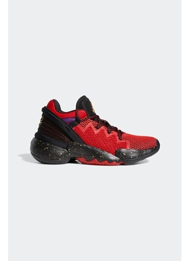 adidas Adidas Erkek Çocuk Günlük Spor Ayakkabı D.O.N. Issue 2 J Fz1426 Siyah